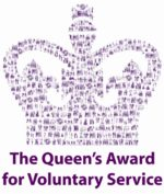 Queens Award for Vomuntary Service